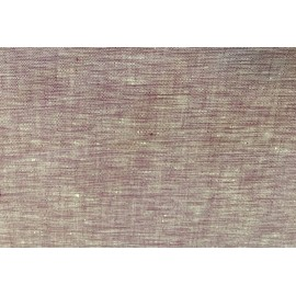 Pure linen Venice - col. Purple