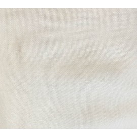 Pure linen Sirone Bissone - col. White