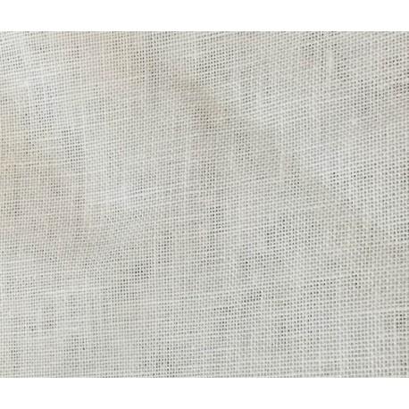 Pure linen Emiane - col. White - 11 thread