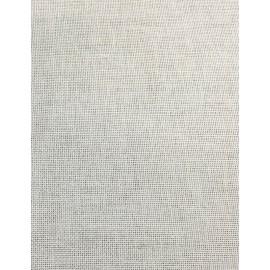 Pure linen Zweigart Cork - col. White - 8 wire
