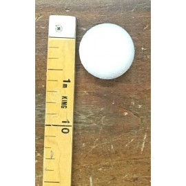 Sphere of polystyrene, Diameter 50 mm