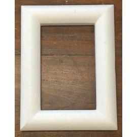 Cornice rettangolare di polistirolo - 24x32 cm