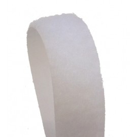 Velcro sew-on white 20 mm - female
