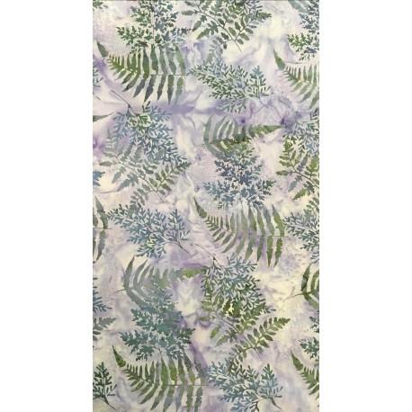 Fabric american - col. Lilac ferns