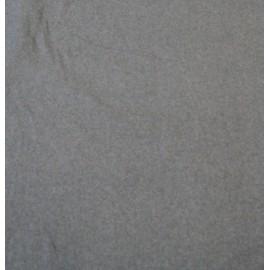 Tessuto di Pile a tinta unita - grigio chiaro