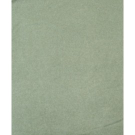 Fleece fabric solid - col. Green