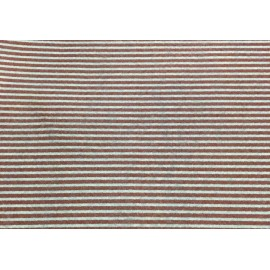 Cloth Lenci Asti 0.45 h - patterned red stripes