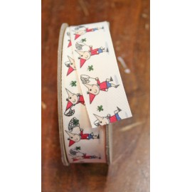 Tape with print of Pinocchio - 'The Tapes Mirta'
