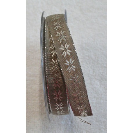 """Tape with printing Christmas star - """"The Tapes Mirta"""""""