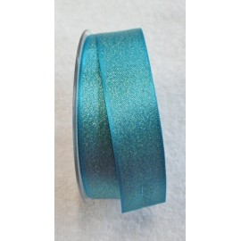 "Ribbon with. Turquoise - gold ""Tapes Mirta"""
