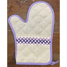 Glove oven stuffed with. Lilac