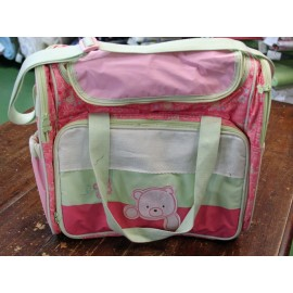 Bag for baby col. pink