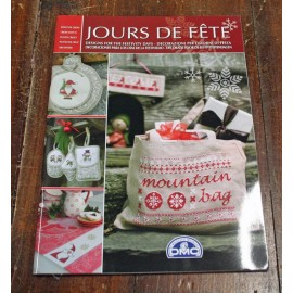 The book cross-stitch DMC - Jours de Fete