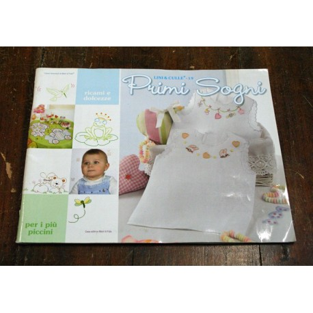 The book the Hands of Fairy - Linens and cots 19