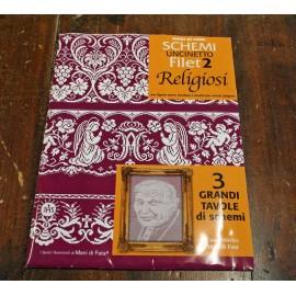 Libro Decalcabili - Motivi religiosi 2