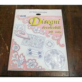 Libro Decalcabili 210 - Speciale centri