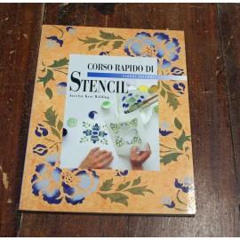 Book Stencil