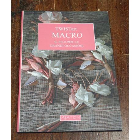Libro Twist Art Macro