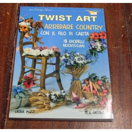 Libro Twist Art Country
