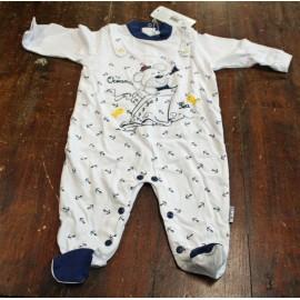 Tutina spezzata neonato