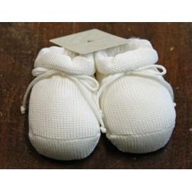 Scarpine in lana mis. 6 mesi