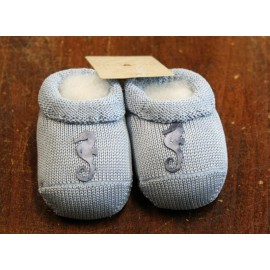 Shoes in cotton mis. 6 months