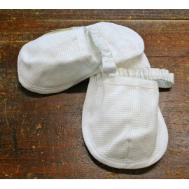 Ciabattine per bimbi - col. Bianco