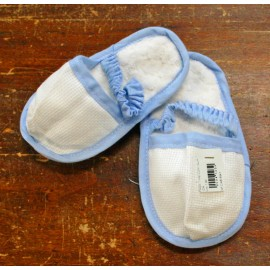 Slippers for children - with. Blue