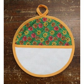 Pot holder, round - the economical series