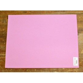 Sheet moosgumm with. Pink