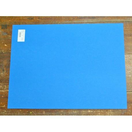 Sheet moosgummi with. Blue