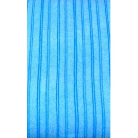 Fabric flannel col. Blue stripes