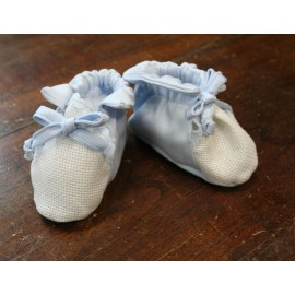 Shoes for newborn with. Blue