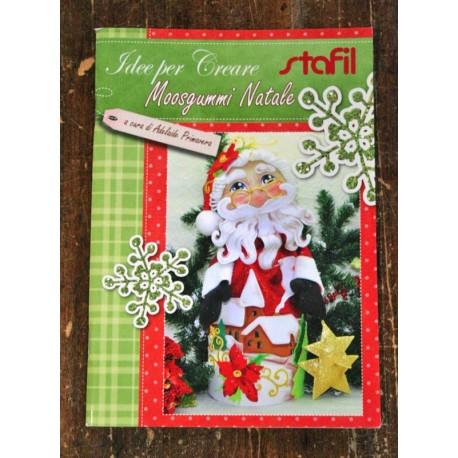 Ideas to create Moosgummi Christmas