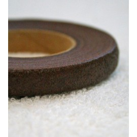 Tape gutta-percha with. Brown