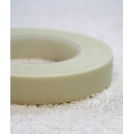 Tape gutta-percha with. Cream