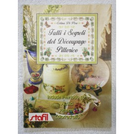 Magazine Stafil - All the secrets of the Decoupage