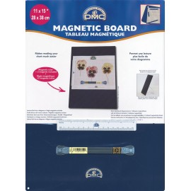 Magnetic whiteboard DMC