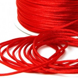 Rat-tail color red
