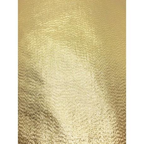 Tessuto lamè oro