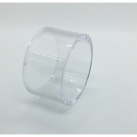 Napkin holder in plexiglass