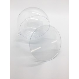 Partition plexiglass - Diameter 80 mm