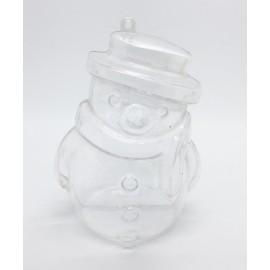 Snowman plexiglass