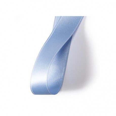 Nastro di raso mm10 azzurro