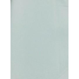 Tessuto americano quadrettino in rilievo azzurro