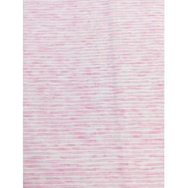 Tessuto americano a righe rosa