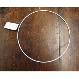 Metal circle diam.25 cm