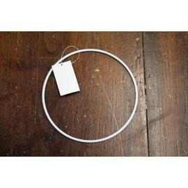 Cerchio di metallo diam.12 cm
