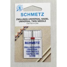 Aghi gemelli Schmetz mis.90 mm.3