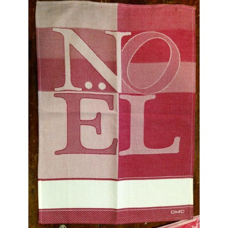 Cloth, the Noel with the. Red